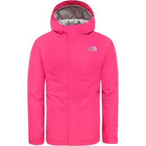 The North Face Snow Quest Jacke Mädchen mr.pink mr.pink