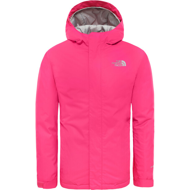The North Face Snow Quest Jacke Mädchen mr.pink