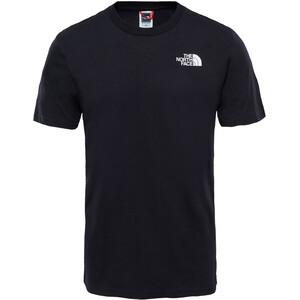 The North Face Simple Dome Kurzarm T-Shirt Herren schwarz schwarz