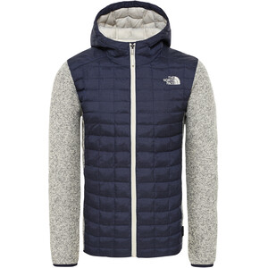 The North Face ThermoBall Gordon Lyons Hoodie Jacke Herren montague blue/vintage white heather montague blue/vintage white heather