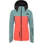 The North Face Herren A-CAD FUTURELIGHT Jacke Damen türkis/orange