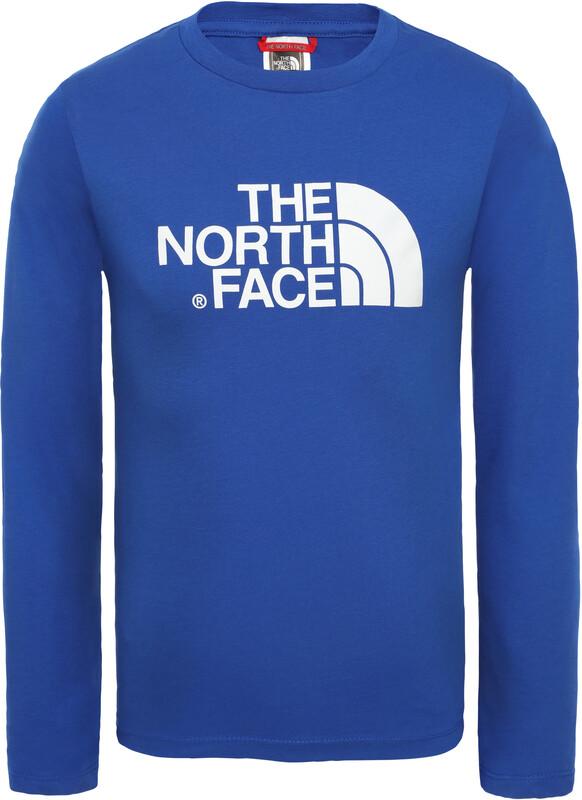 The North Face Easy Langarm T-Shirt Jungs tnf blue Langarmshirts L   155-165 T93S3BCZ6-L