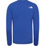 The North Face Easy Langarm T-Shirt Jungen tnf blue