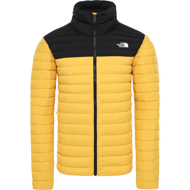 The North Face Stretch Daunenjacke Herren tnf yellow/tnf black