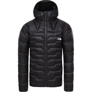 The North Face Impendor Daunen-Kapuzenjacke Herren weathered black/tnf black weathered black/tnf black