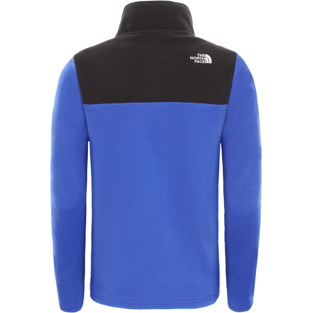 The North Face Glacier 1/4 Zip Kinder tnf blue