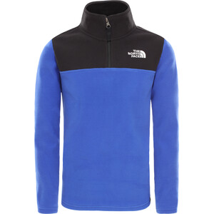 The North Face Glacier 1/4 Zip Kinder tnf blue tnf blue