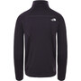 The North Face Impendor First Layer Jacke Herren weatherd black/acoustc blue