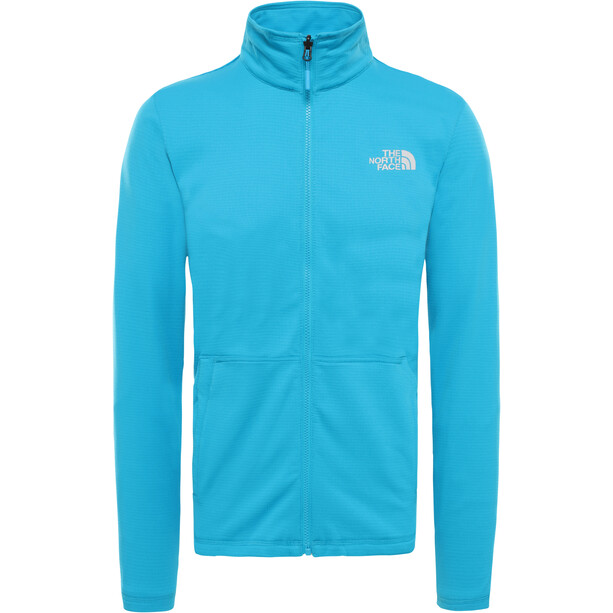 The North Face Quest Triclimate Jacke Herren acoustic blue/tnf black