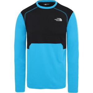 The North Face Quest Langarm T-Shirt Herren acoustic blue/tnf black acoustic blue/tnf black