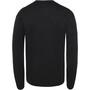 The North Face Flex 2 Big Logo Langarmshirt Herren tnf black/tnf white