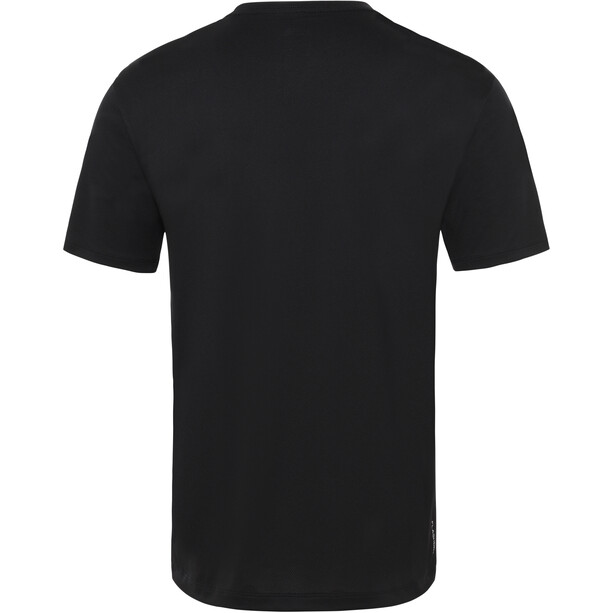 The North Face Flex 2 Big Logo Kurzarmshirt Herren tnf black/tnf white