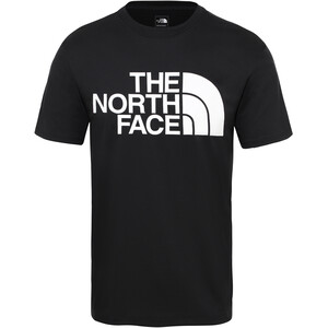 The North Face Flex 2 Big Logo Kurzarmshirt Herren tnf black/tnf white tnf black/tnf white