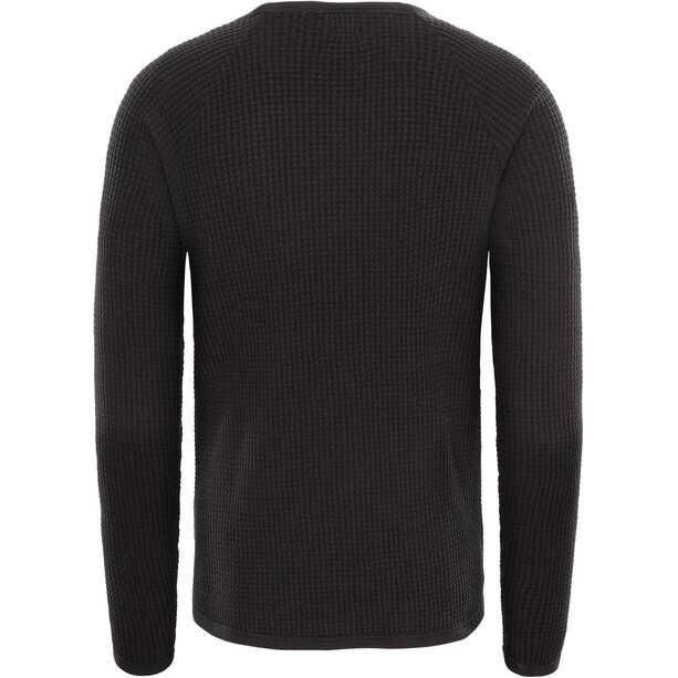 The North Face Chabot Langarm Rundhalsshirt Herren tnf black