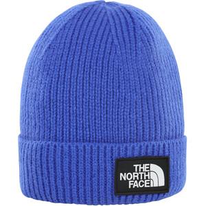 The North Face Box Logo Cuff Beanie Jugend tnf blue tnf blue