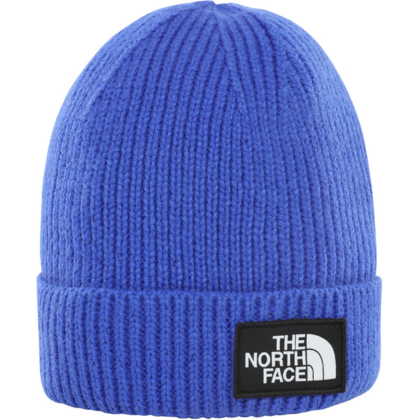 The North Face Box Logo Cuff Beanie Jugend tnf blue