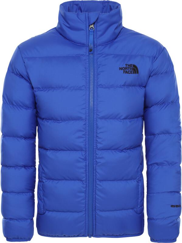 The North Face Andes Jacket Boys TNF Blue XL   170-175 2019 Skidjackor