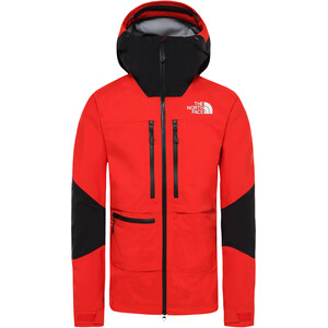 The North Face L5 Jacket Herr fiery red/tnf black fiery red/tnf black