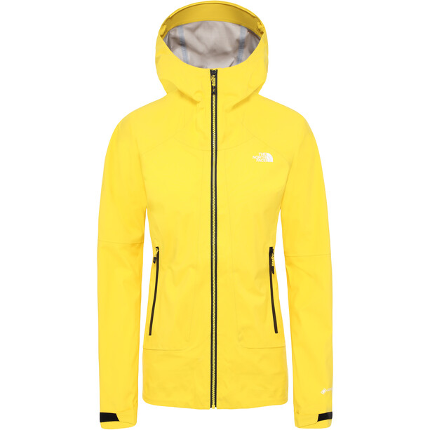 The North Face Impendor Softshell Jacket Dam vibrant yellow
