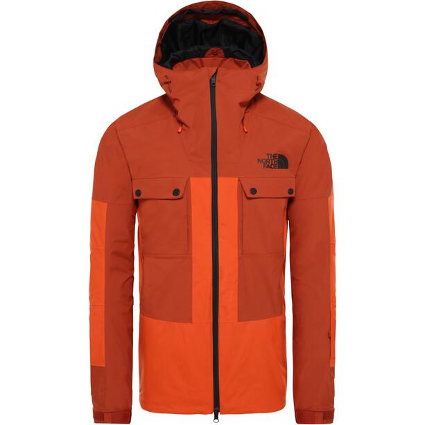 The North Face Balfron Jacket Herr papaya orange/picante red
