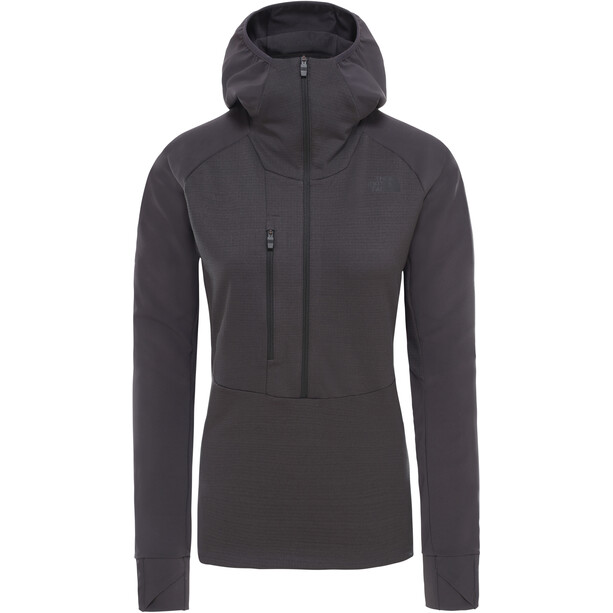 The North Face Respirator Jacket Dam weathered black