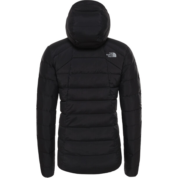 The North Face Stretch Down Hooded Jacket Dam TNF Black