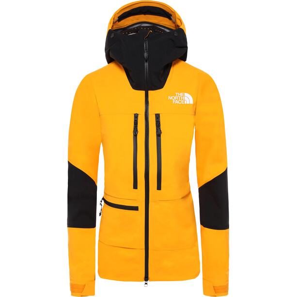 The North Face L5 Jacket Dam knockout orange/tnf black