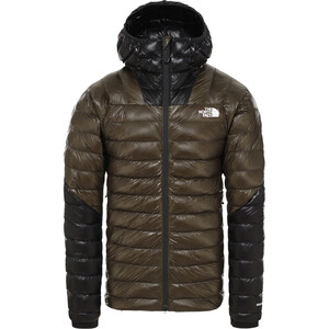 The North Face L3 Down Hoodie Herr New Taupe Green/TNF Black New Taupe Green/TNF Black