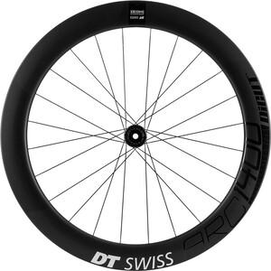 """DT Swiss ARC 1400 Dicut 62 Roue arrière 28"""" Disc Carbon Centerlock, noir noir"""
