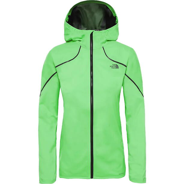 The North Face Flight Jacket Dam Chlorophyll Green