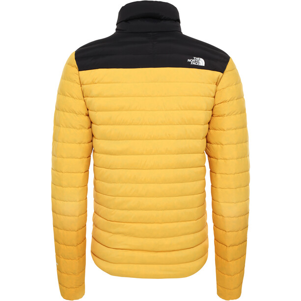 The North Face Stretch Down Jacket Herr TNF Yellow/TNF Black