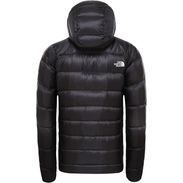 The North Face Impendor Down Hoodie Herr weathered black/tnf black