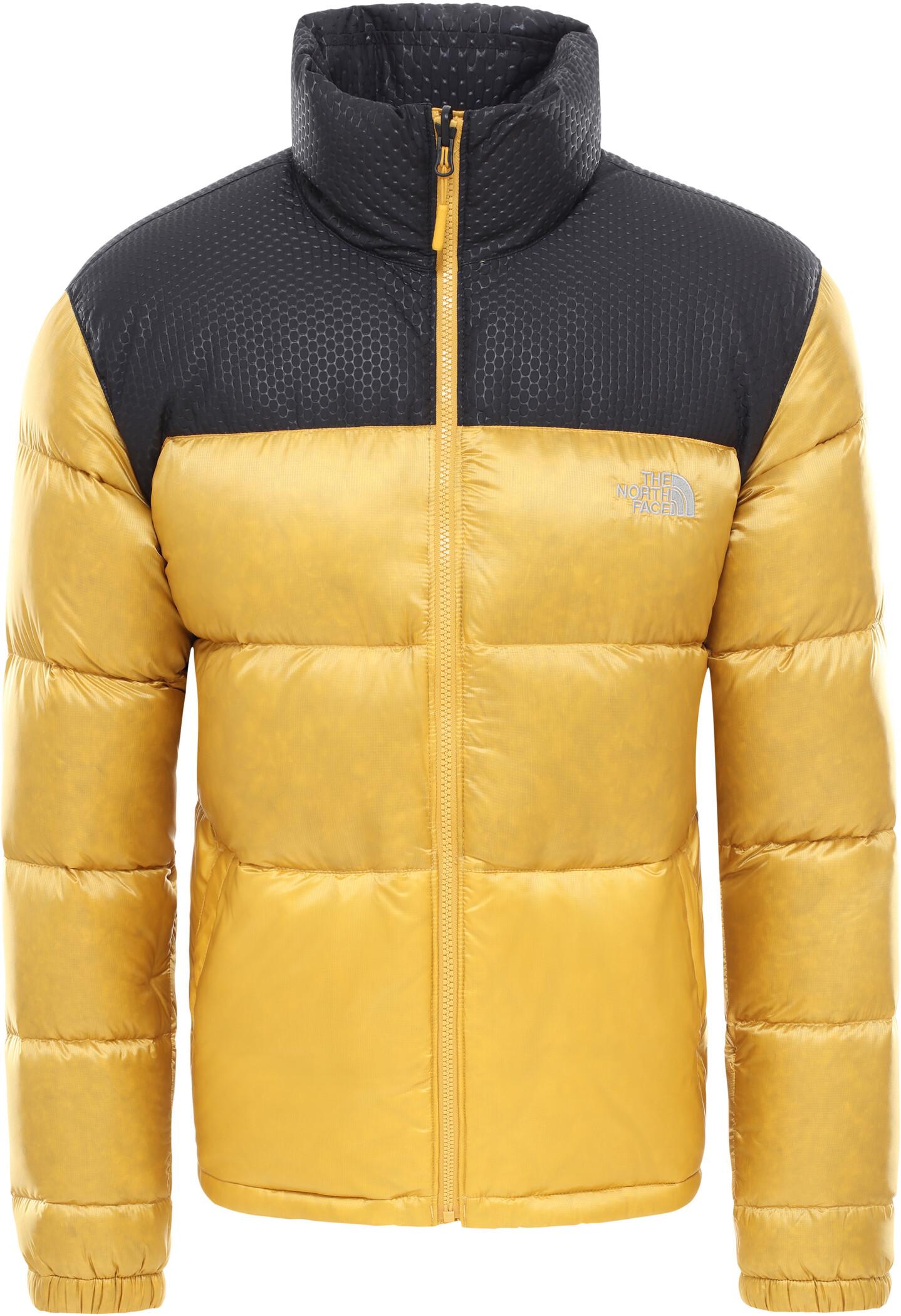 The North Face Sierra 3.0 Down Jacket Herr Cedar BrownPapaya Orange