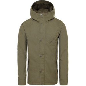 The North Face Shellmound Shell Jacket Herr Burnt Olive Green Burnt Olive Green