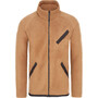 The North Face Cragmont Fleece FZ Jacket Herr Cedar Brown