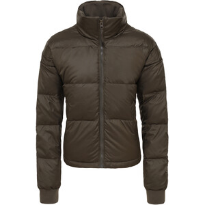 The North Face Paralta Puffer Down Jacket Dam New Taupe Green/Britsh Khaki New Taupe Green/Britsh Khaki
