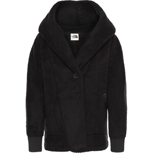 The North Face Campshire Fleece Wrap Jacket Dam tnf black tnf black