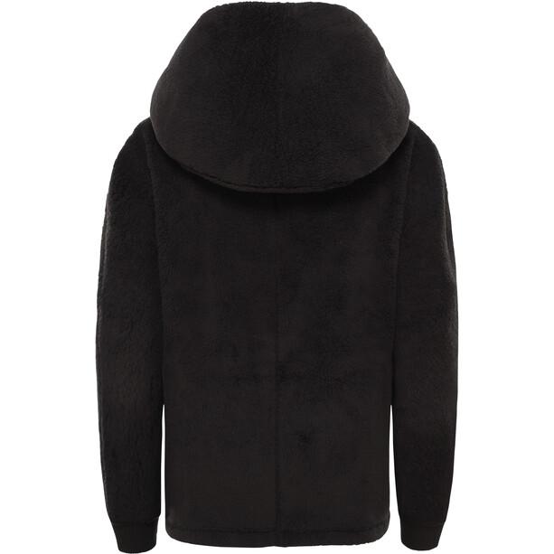 The North Face Campshire Fleece Wrap Jacket Dam tnf black