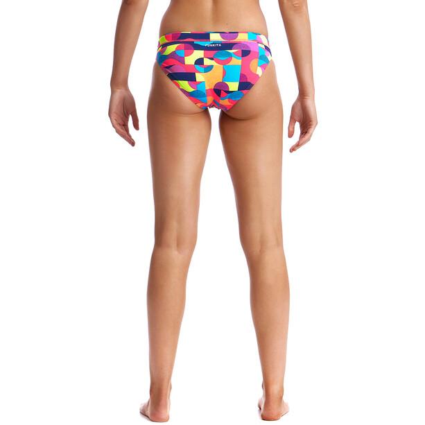 Funkita Sports Bikini Slip Damen mad mist
