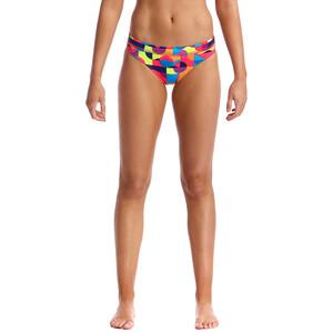 Funkita Sports Bikini Slip Damen mad mist mad mist