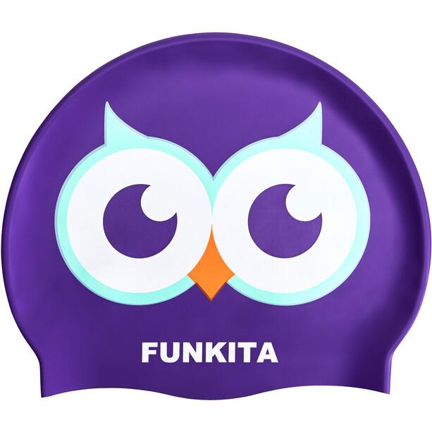 Funkita Silikon-Schwimmkappe twit twoo