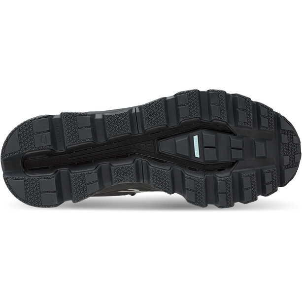 On Cloudrock Waterproof Shoes Herr all black