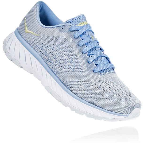 Hoka One One Cavu 2 Marl Laufschuhe Damen placid blue/plein air