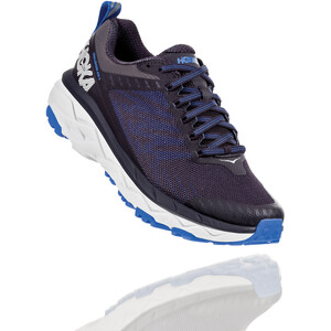 Hoka One One Challenger ATR 5 Running Shoes Dam obsidian/palace blue obsidian/palace blue