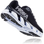 Hoka One One Elevon Running Shoes Dam black/white