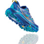 Hoka One One Mafate Speed 2 Laufschuhe Damen palace blue/bluebird