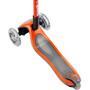 Globber Elite Prime Scooter with battery-free LED wheels flash Kids kupfer