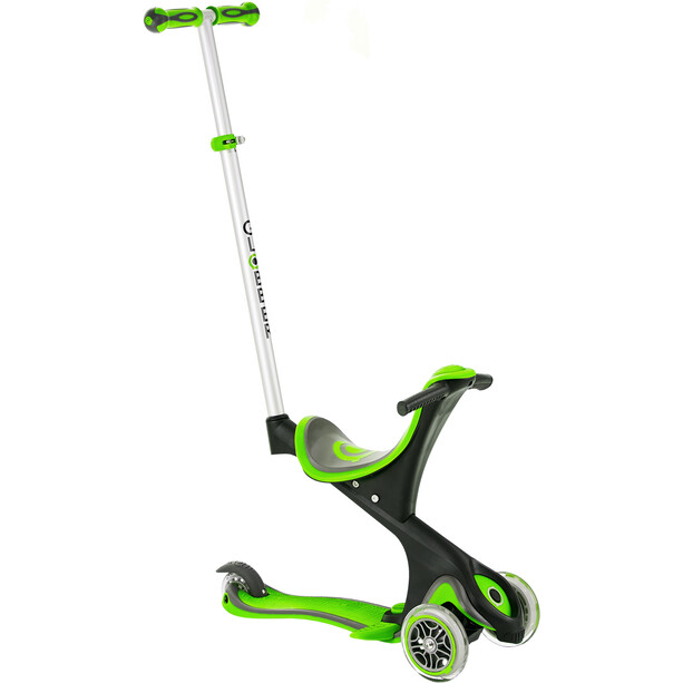 Globber Evo Comfort 5in1 Scooter Kids green