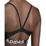adidas BW Branded Bikini Damer, sort
