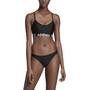 adidas BW Branded Bikini Damen black